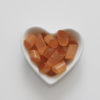 Ingwer-Bonbons von Sweet Poppet in Herzschale