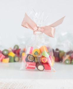 Bunte Bonbons Signature Mix Minitüte