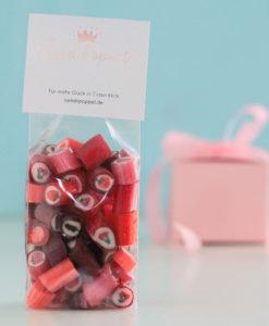 Rote Früchte-Bonbons Mix von Sweet Poppet