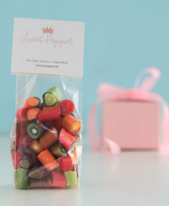 Tropischer Mix Bonbons von Sweet Poppet