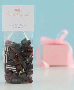 Lakritz-Bonbons Mischung von Sweet Poppet