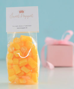 Salz-Zitronen-Bonbons von Sweet Poppet