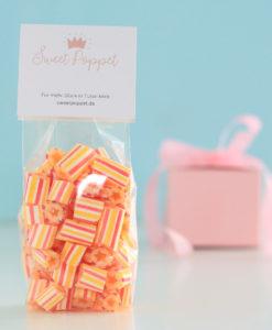 Stern-Bonbons von Sweet Poppet