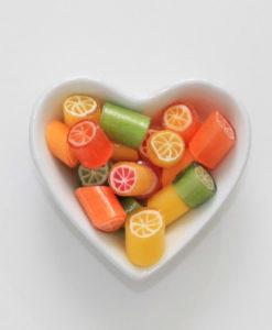 Citrusbonbons-Mix von Sweet Poppet