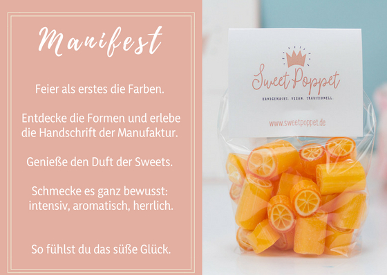 Manifest Sweet Poppet 2
