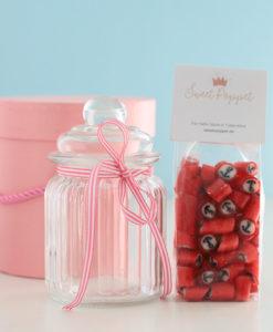 Geschenkset Port Sweetness mit Anker-Motiv-Bonbons von Sweet Poppet