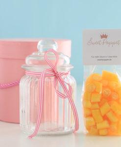 Geschenkset Wild Things mit Salz-Zitronen-Bonbons von Sweet Poppet
