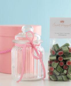 Geschenkset Sweet Melony mit Wassermelone-Bonbons von Sweet Poppet
