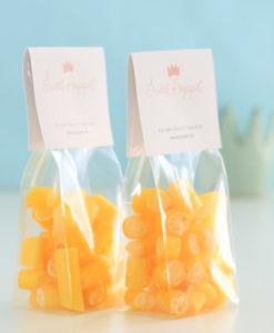 Salz-Zitronen-Bonbons von Sweet Poppet Doppelpack