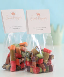 Tropische Mischung Bonbons von Sweet Poppet Doppelpack