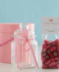 Geschenkset My Chérie Sweet Melony mit Sauerkirsche-Bonbons von Sweet Poppet