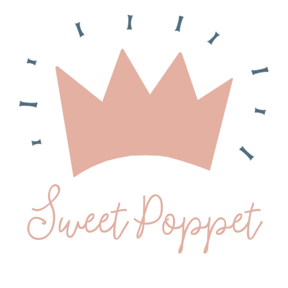 Sweet Poppet Logo mit Krone