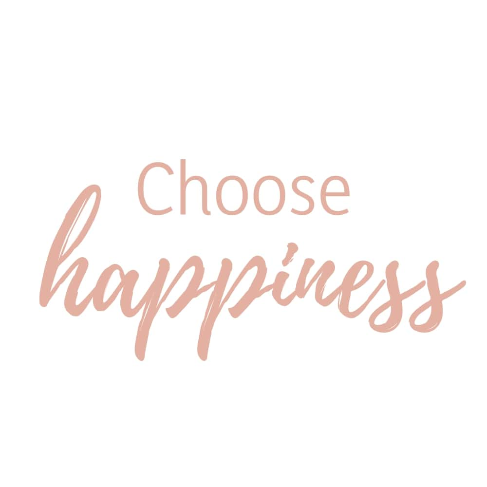 Sweet Poppet Choose Happiness Banner