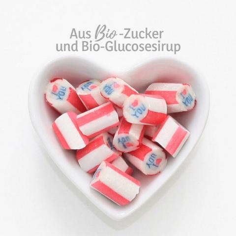 Sweet Poppet Bonbons aus Bio-Zucker