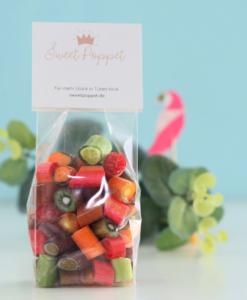 Sweet Poppet Tropischer Mix Bonbons Lifestyle-Bild