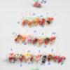 Sweet Poppet Adventskalender Bonbons dekoriert