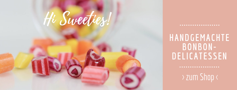 Sweet Poppet Bonbons Delicatessen Online-Shop Visual