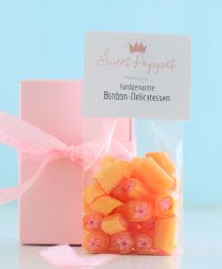 Sweet Poppet Pfirsichblüte-Bonbons 60g